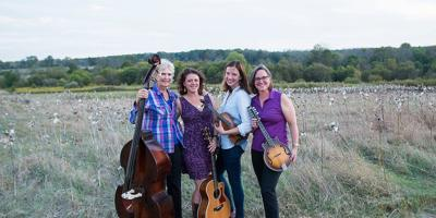 WhittemoreCCC to present A Little Bit Off in concert on Saturday, Oct. 16