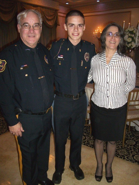 New chief for Long Hill Police Explorers