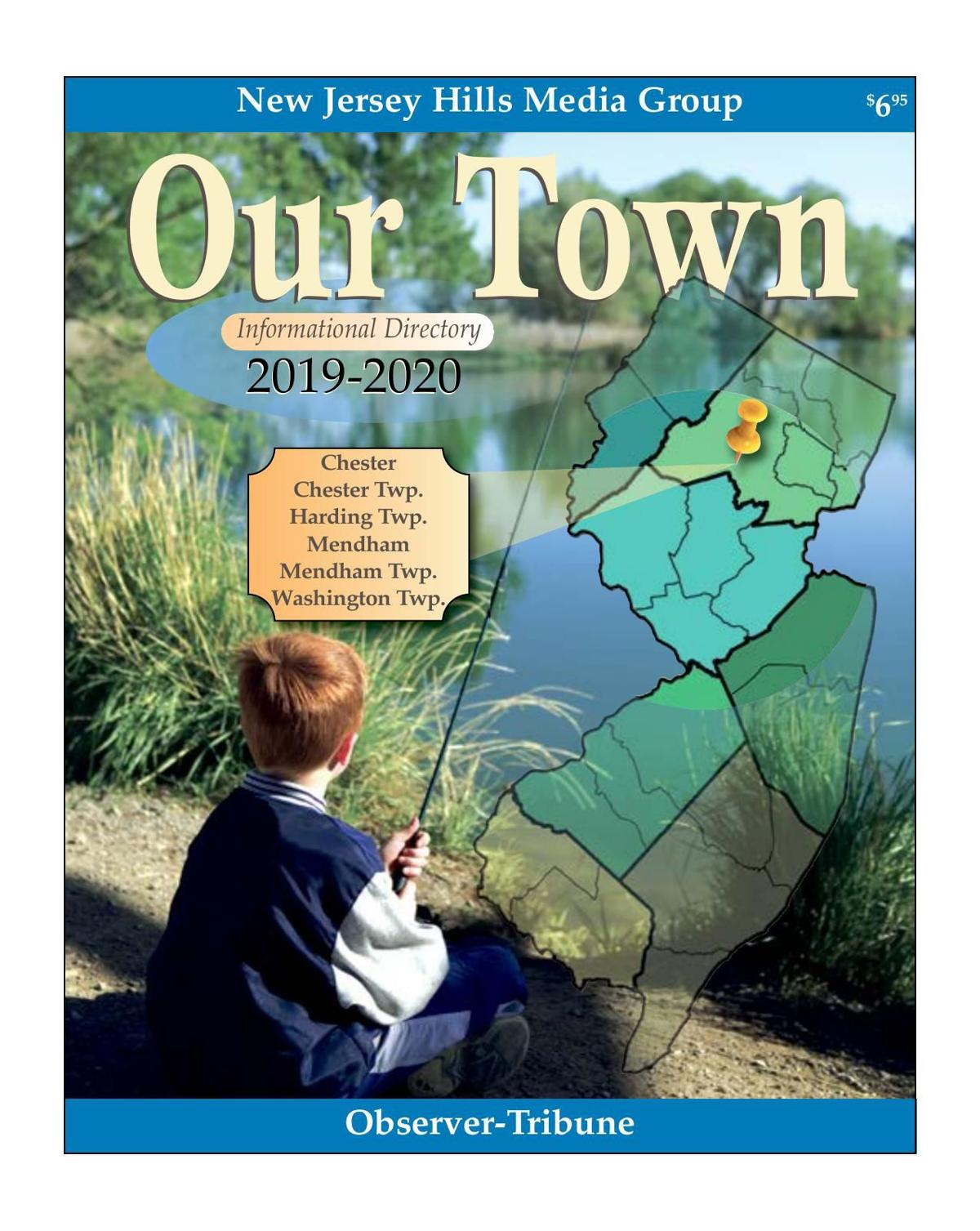 Our Town 2019 - Observer-Tribune