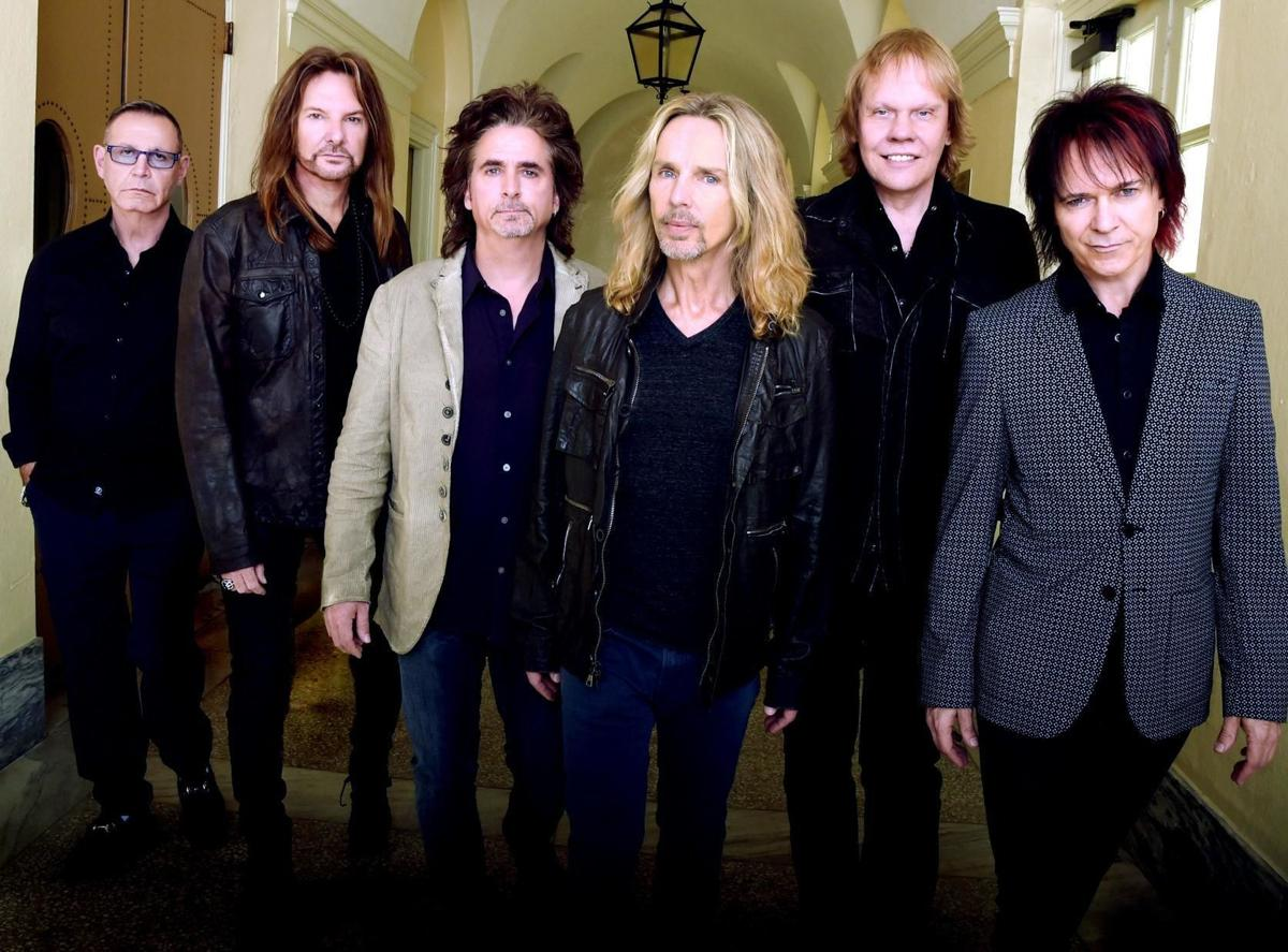 Balloon festival relaunch features Styx, Barenaked Ladies, Laurie Berkner from July 23-25