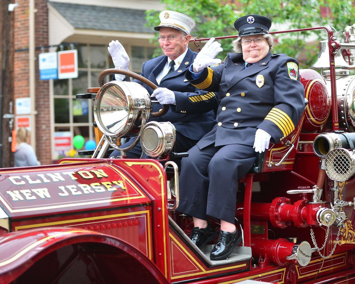Clinton Fire, Rescue, celebrate long history with a parade