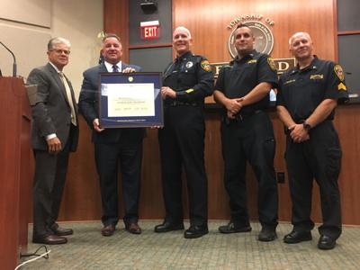 Fairfield police re-accredited with perfect score | The