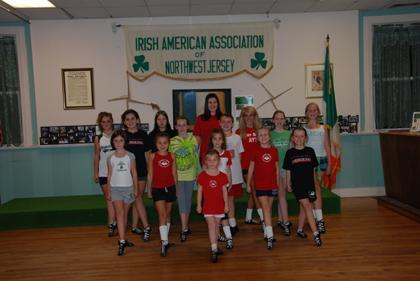 Getting Their IrishUp In Style in Rockaway