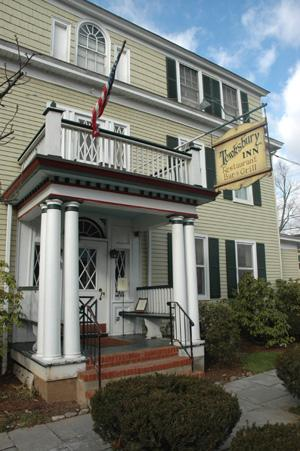 2007 was a good year for businesses in Tewksbury