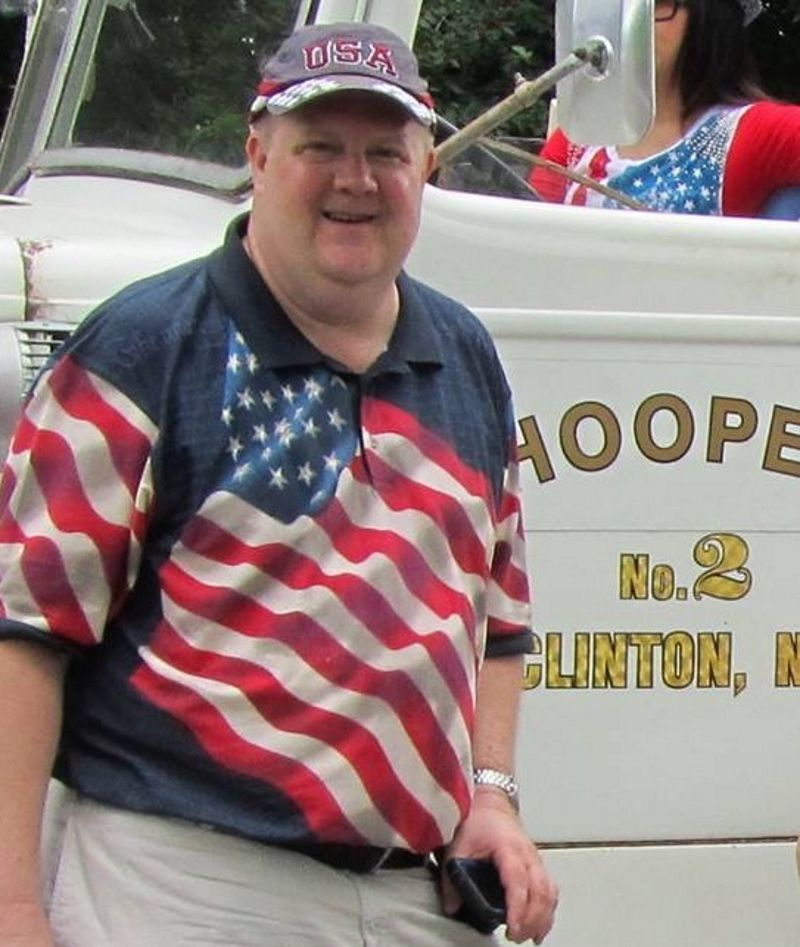 "William ""Will"" Randolph Hooper, 53, formerly of Clinton"