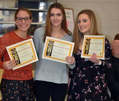 Watchung student among three Mount Saint Mary seniors to earn diocese awards