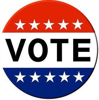 Vote stock logo