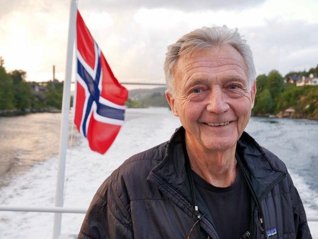 Thor Solberg Jr., 74, retired pilot, Solberg Airport co-owner
