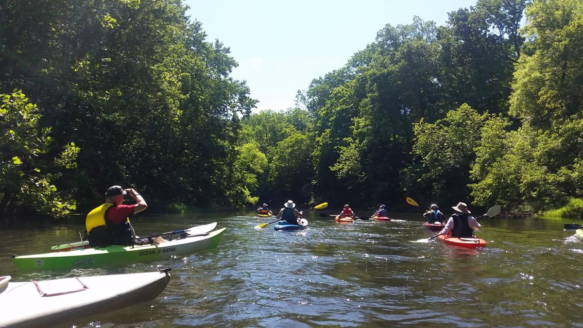 Raritan Headwaters offer kayak paddles, guided trips along Raritan River