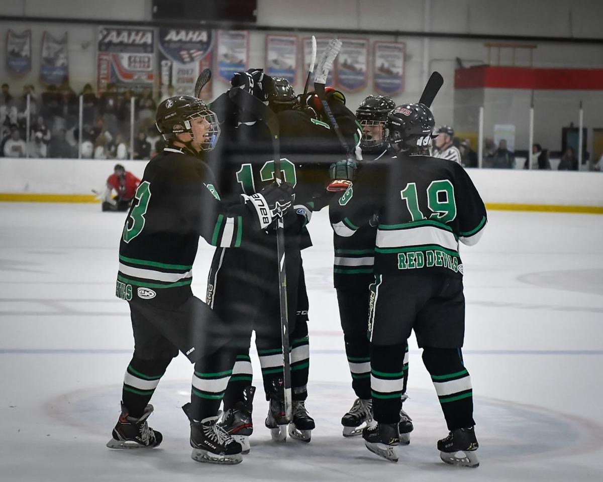 Ridge ice hockey