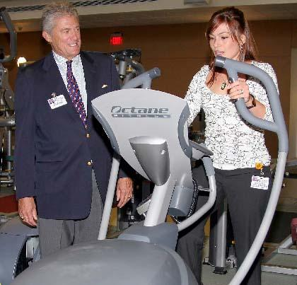 New Health and Wellness Center opens in Clinton Township