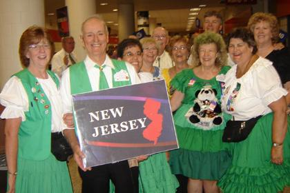Caldwell square dancers travel to annual convention