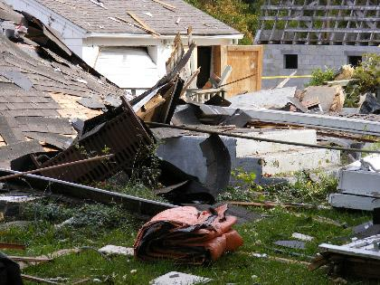 Propane tank eyed as possible cause of Mt. Olive house explosion