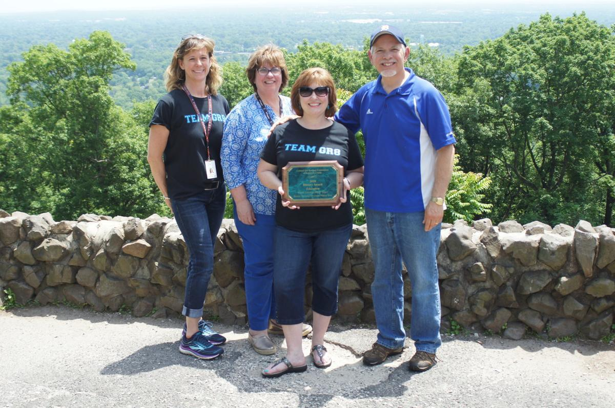 Teachers honored for bringing Warren's past to life