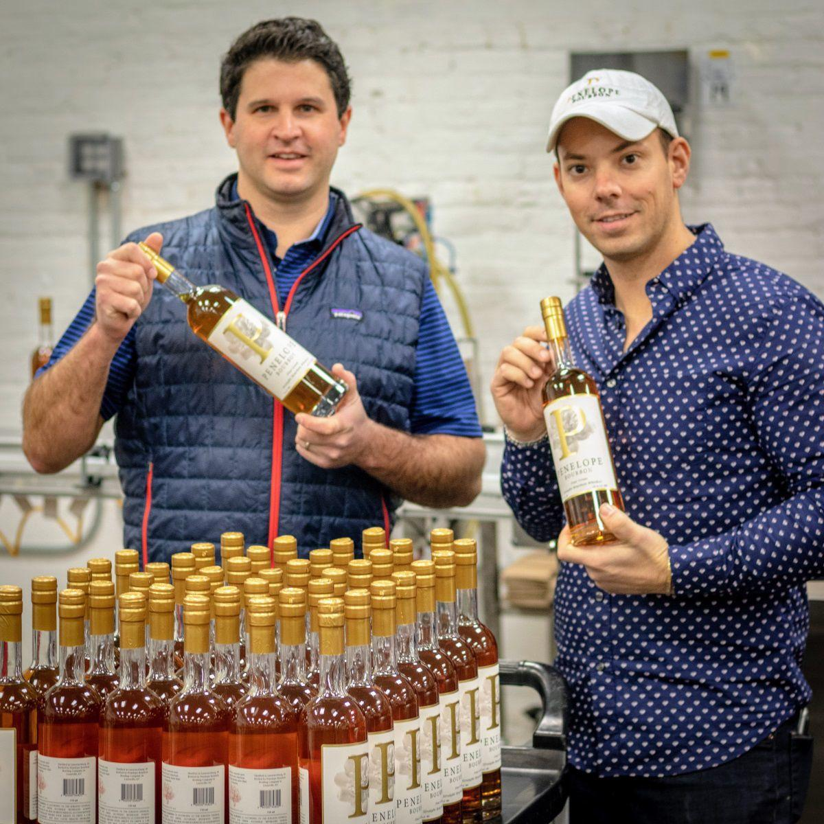'Penelope Bourbon:' Watchung, Fair Haven men launch whiskey brand