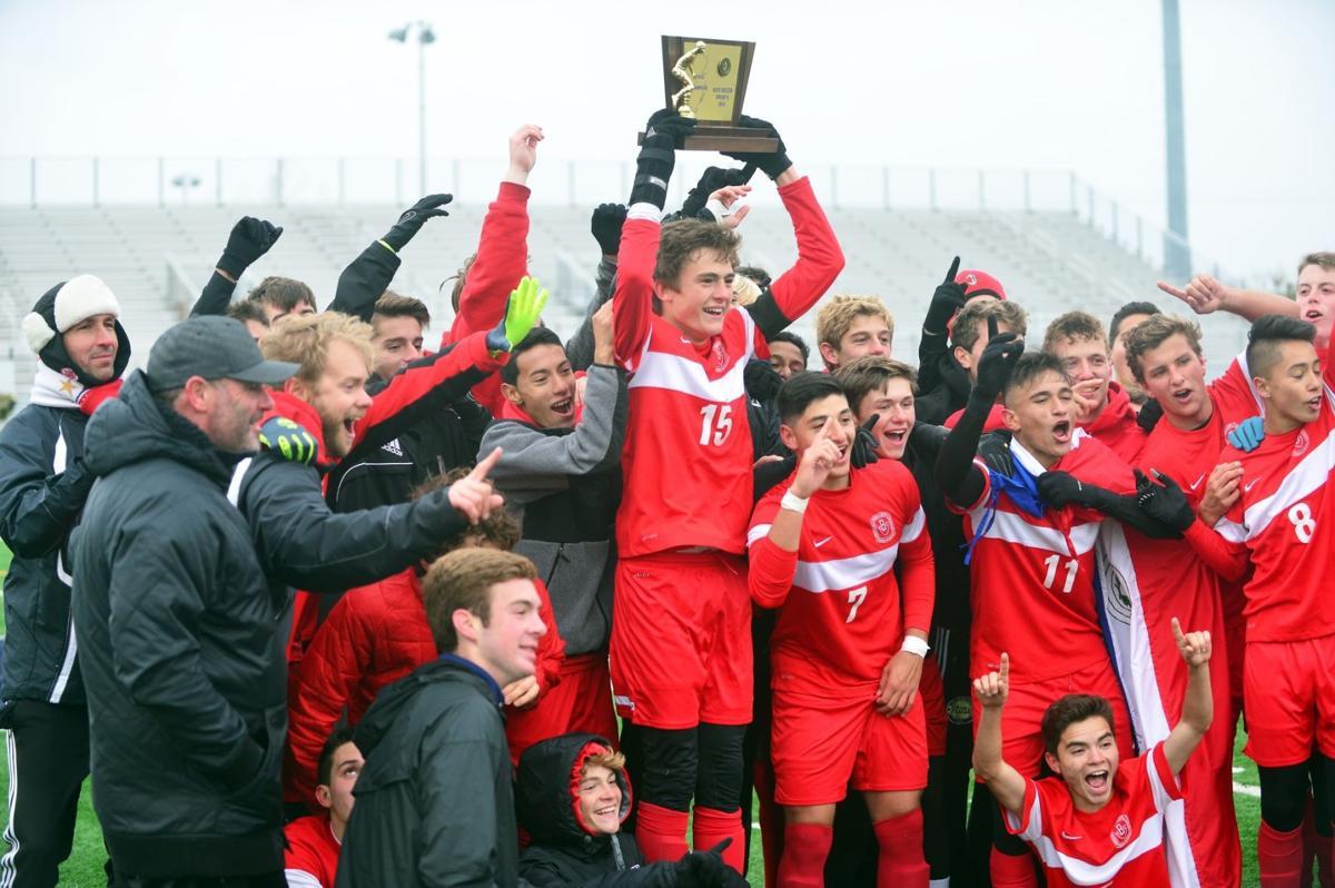 Bernards boys soccer title