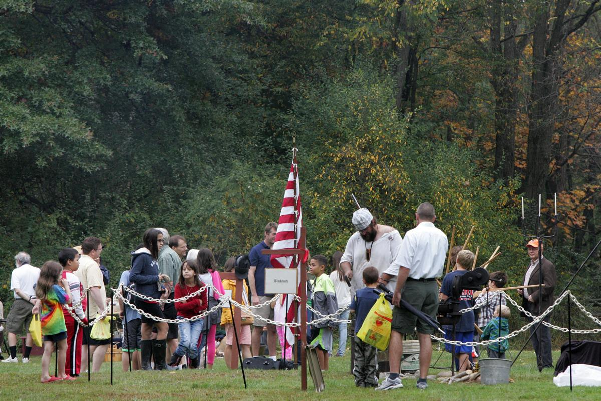 1770's Festival at the Environmental Education Center
