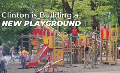 Clinton seeks volunteers to renovate playground