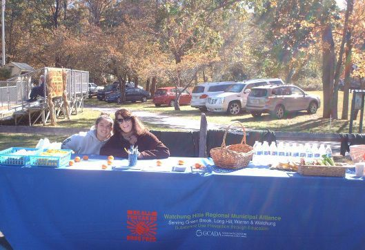 Municipal Alliance collaborates with Watchung Recreation at annual Harvest Festival