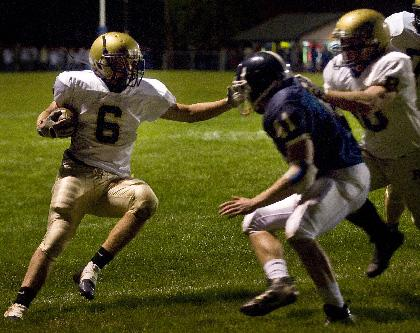 Gaels dispose of arch-rival Randolph