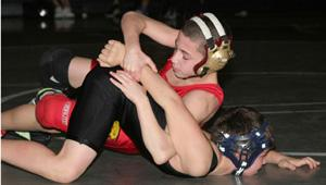 Wrestling—MH goes 3-0 for mat title
