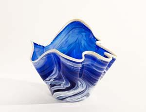 Future is bright for young glass artist