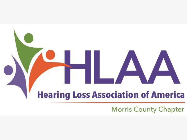 Hearing Loss Association of America-Morris County Chapter logo