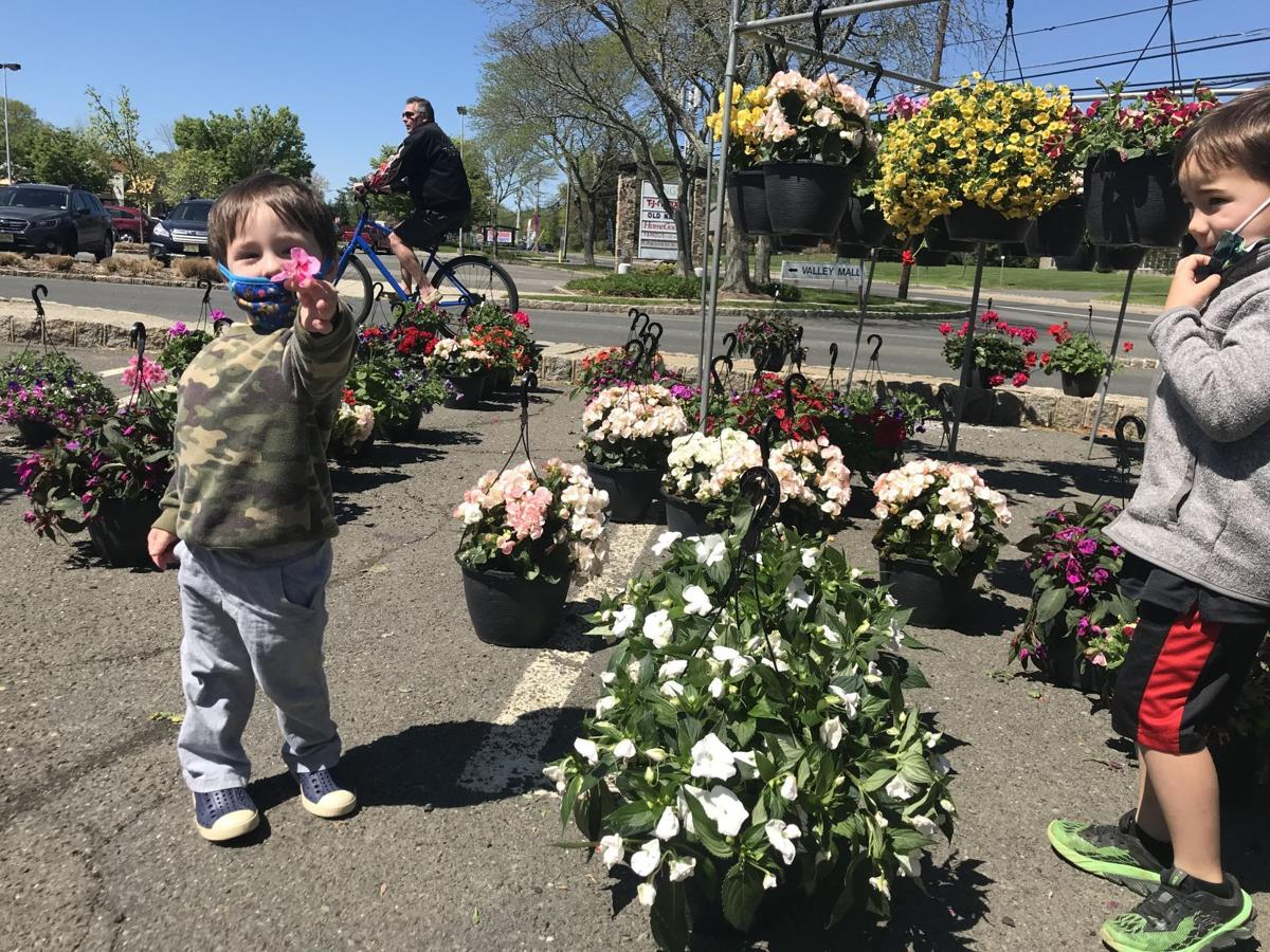 Long Hill residents prep for Mother's Day through Boy Scout flower sale