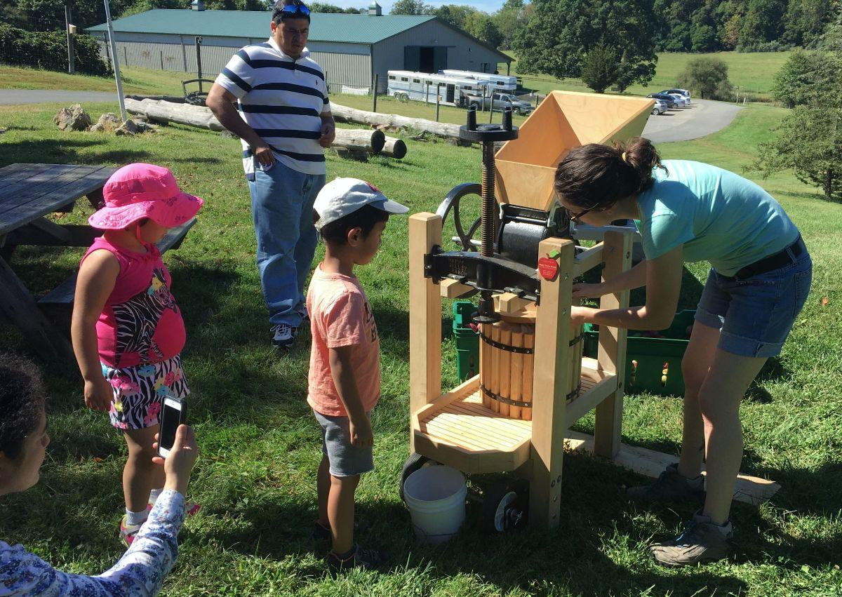 Valley Crest Farm's to host Harvest Fest this Saturday