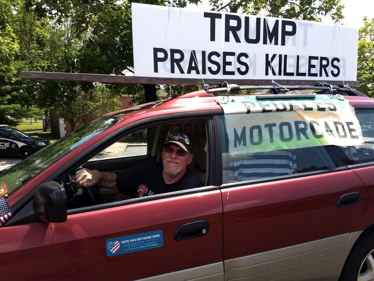 Motorcade Leader