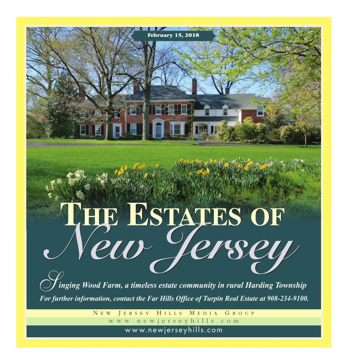 Estates of New Jersey - February 15, 2018