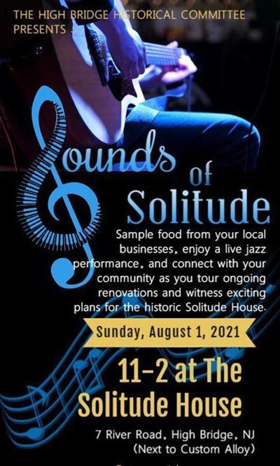 High Bridge Solitude House hosting benefit jazz brunch, business expo this Sunday, Aug. 1