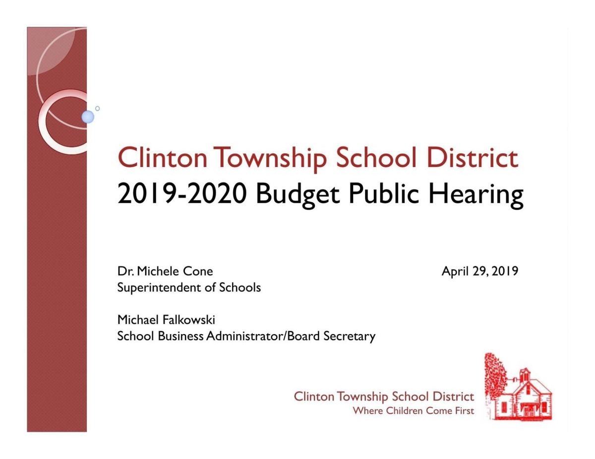 Clinton Township average homeowners see only $5 bump on school taxes