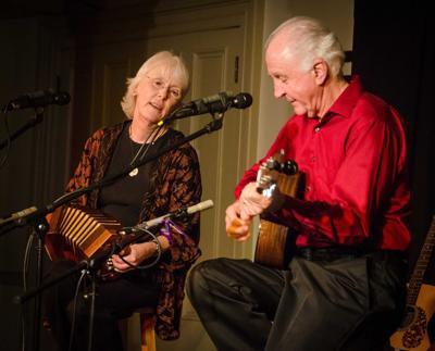 Cindy Mangsen and Steve Gillette