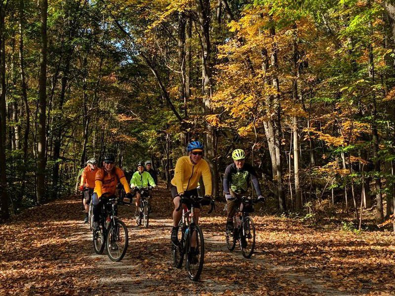 Three ways to enjoy fall foliage by bicycle in Hunterdon County