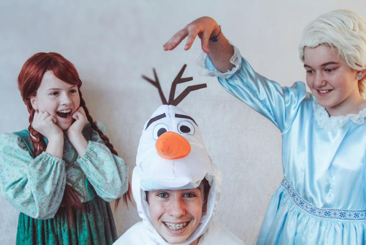 SKIT presents Disney's 'Frozen' from Saturday, Jan. 18, at Voorhees High