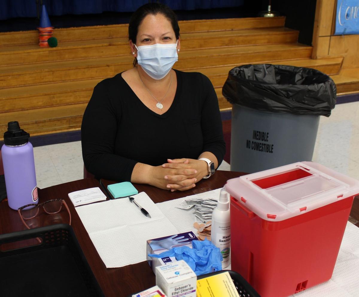 1. Nurse Practioner JoAnn Lane from All American Nursing.JPG