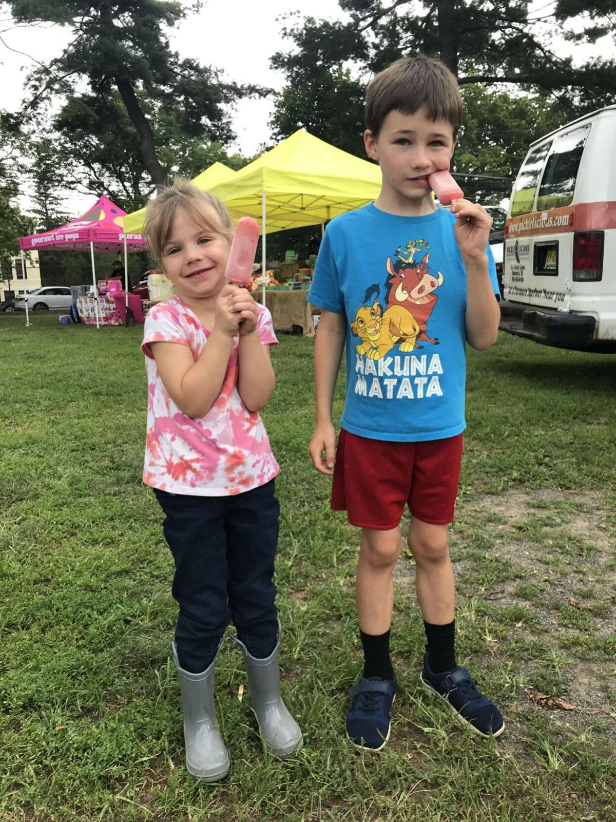 A 'festival feel' at Madison Farmers Market