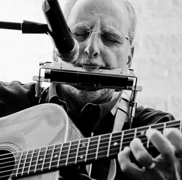 David Berger performs acoustic concert in Raritan Township on Wednesday, May 9