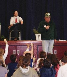 Tewksbury Township holds Arbor Day celebration