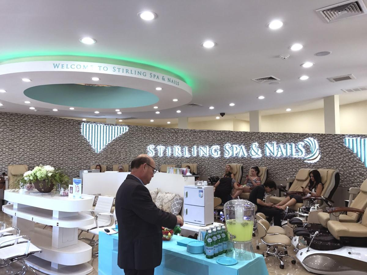 Stirling Spa & Nails holds grand opening in Long Hill