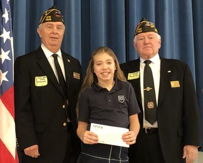 Long Hill Student Wins Patriotic Essay Contest At St James School  Long Hill Student Wins Patriotic Essay Contest At St James School