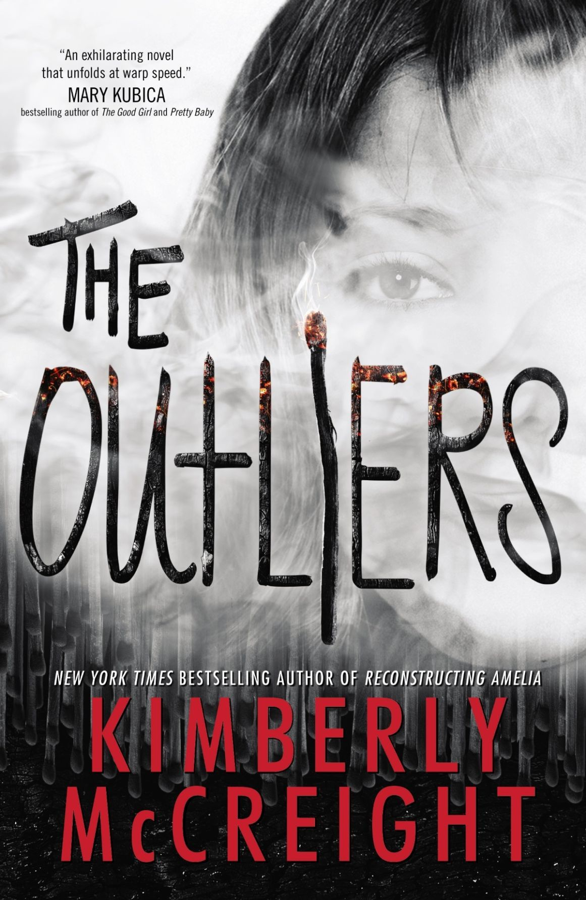 'The Outliers' by Kimberly McCreight