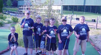 Golf pros in Roxbury Township