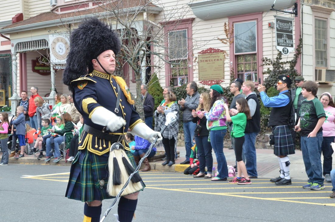 Friendly Sons of St. Patrick name St. Pat's parade grand marshal, Irishman of the year