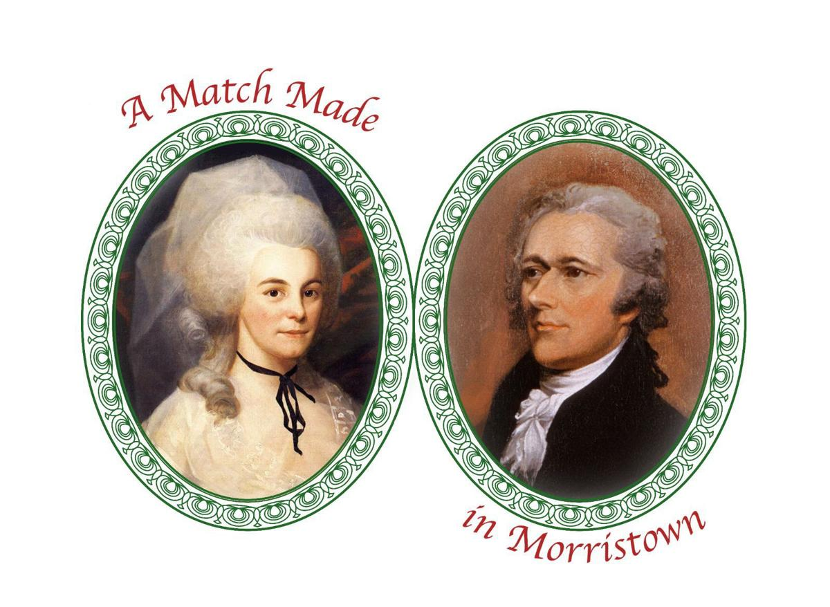 Alexander Hamilton and Eliza Schuyler