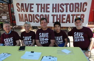 SAVE OUR THEATER