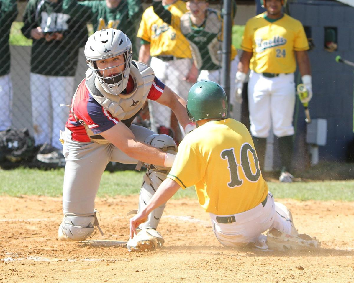 Mendham Kevin Reardon baseball