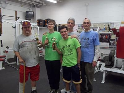 Top lifters