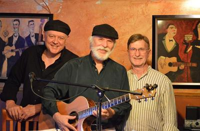 Pottersville Acoustic Cafe presents Catmoondaddy on Saturday, Oct. 5